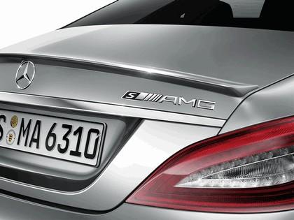 2013 Mercedes-Benz CLS63 ( C218 ) AMG 4Matic 7