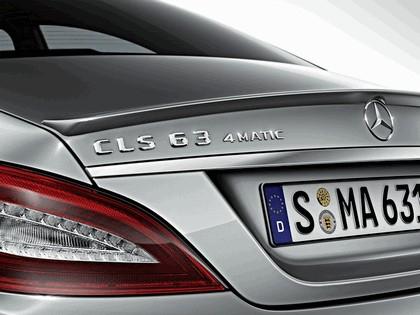 2013 Mercedes-Benz CLS63 ( C218 ) AMG 4Matic 8