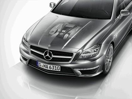 2013 Mercedes-Benz CLS63 ( C218 ) AMG 4Matic 9