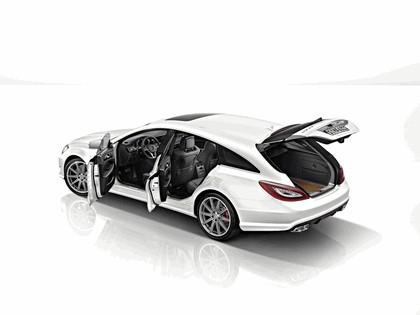 2013 Mercedes-Benz CLS63 Shooting Brake ( X218 ) AMG 4Matic 4