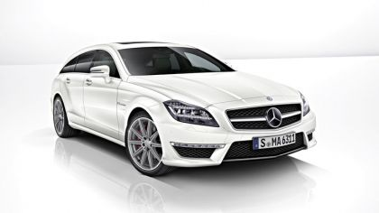 2013 Mercedes-Benz CLS63 Shooting Brake ( X218 ) AMG 4Matic 4