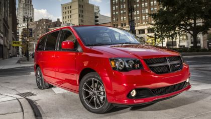 2013 Dodge Grand Caravan Blacktop Edition 4