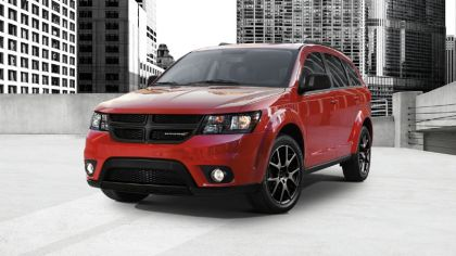 2013 Dodge Journey Blacktop Edition 1