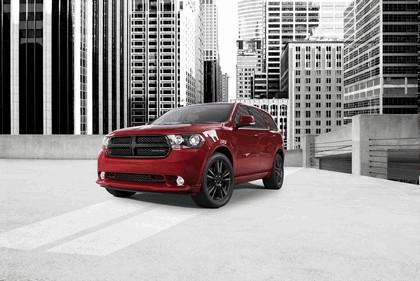 2013 Dodge Durango Blacktop Edition 1