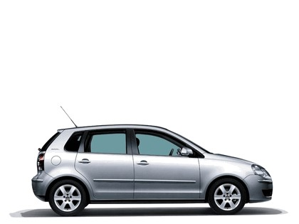 2006 Volkswagen Polo Goal 7