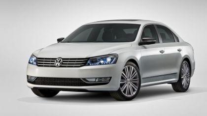 2013 Volkswagen Passat Performance concept 7