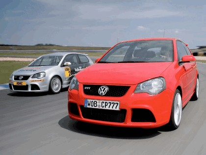 2006 Volkswagen Polo GTI Cup Edition 1