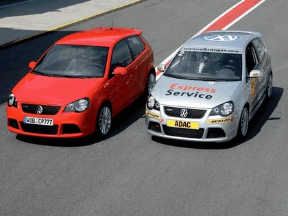 2006 Volkswagen Polo GTI Cup Edition 9