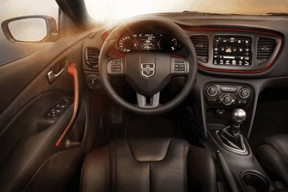 2013 Dodge Dart GT 10