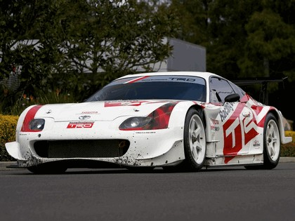 1995 Toyota Supra GT500 JGTC by TRD 1