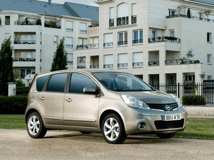 2009 Nissan Note 1
