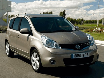 2009 Nissan Note 4