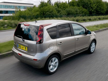 2009 Nissan Note 6