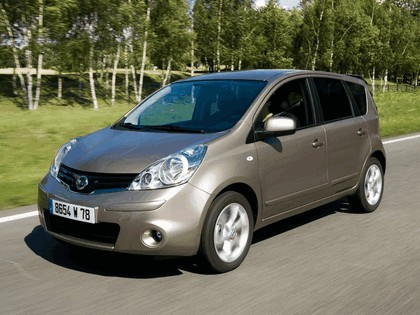 2009 Nissan Note 7