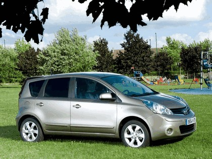 2009 Nissan Note 9