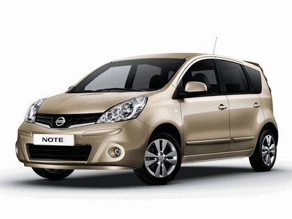2009 Nissan Note 12