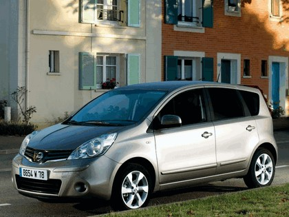 2009 Nissan Note 13