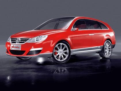 2006 Volkswagen Shanghai NEEZA concept 1