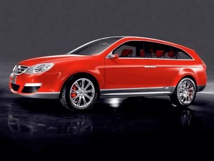 2006 Volkswagen Shanghai NEEZA concept 3