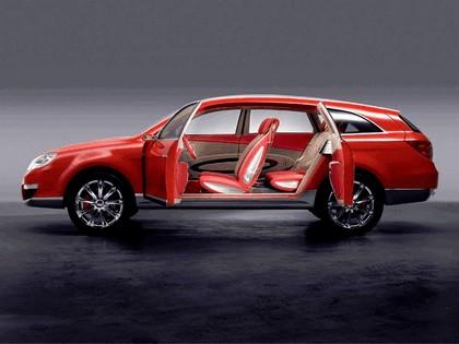 2006 Volkswagen Shanghai NEEZA concept 5