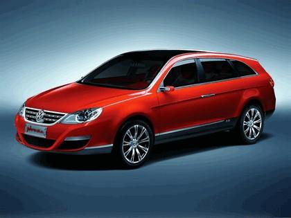 2006 Volkswagen Shanghai NEEZA concept 9