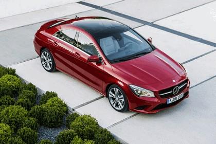 2013 Mercedes-Benz CLA220 CDI 1