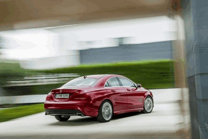 2013 Mercedes-Benz CLA220 CDI 5