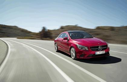 2013 Mercedes-Benz CLA220 CDI 9