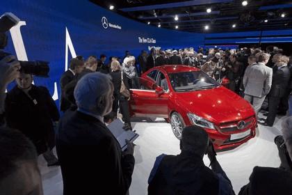 2013 Mercedes-Benz CLA220 CDI 12