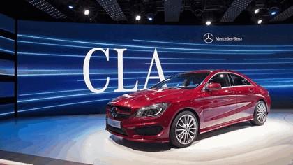2013 Mercedes-Benz CLA220 CDI 13