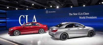 2013 Mercedes-Benz CLA220 CDI 14