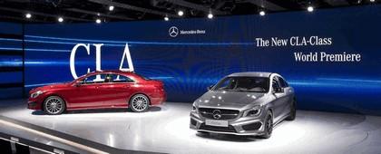 2013 Mercedes-Benz CLA220 CDI 15