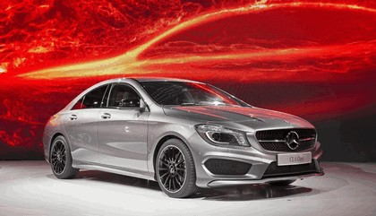2013 Mercedes-Benz CLA250 19