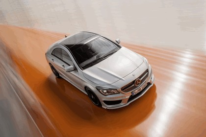 2013 Mercedes-Benz CLA250 29