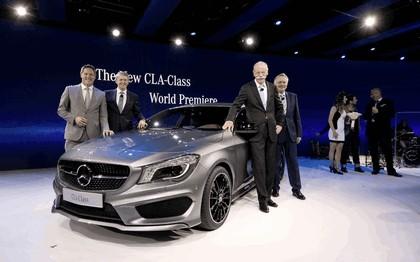 2013 Mercedes-Benz CLA250 35