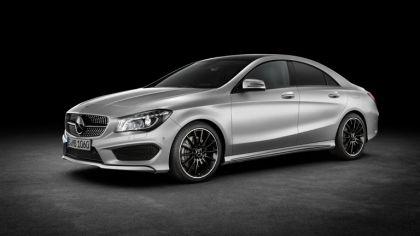 2013 Mercedes-Benz CLA250 1