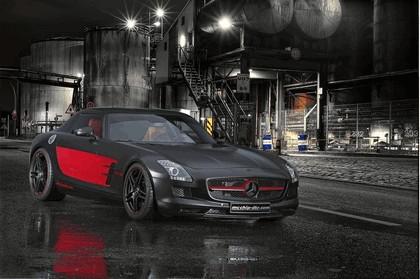 2013 Mercedes-Benz SLS 63 AMG MC700 by mcchip-dkr 2