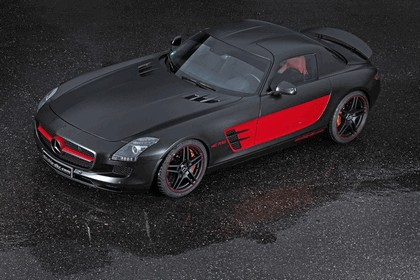 2013 Mercedes-Benz SLS 63 AMG MC700 by mcchip-dkr 3