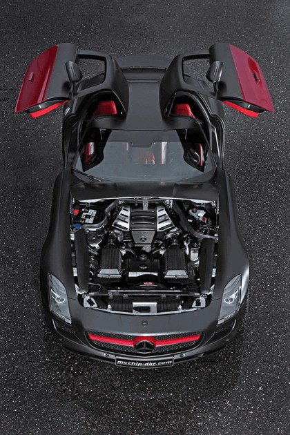 2013 Mercedes-Benz SLS 63 AMG MC700 by mcchip-dkr 8