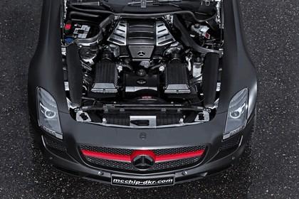 2013 Mercedes-Benz SLS 63 AMG MC700 by mcchip-dkr 9