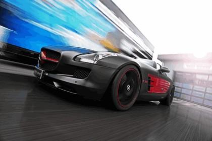 2013 Mercedes-Benz SLS 63 AMG MC700 by mcchip-dkr 10