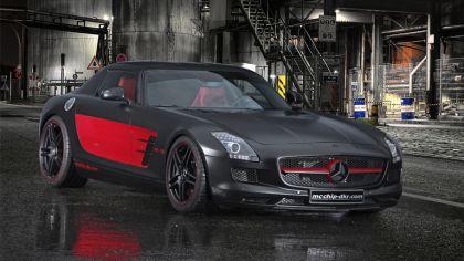 2013 Mercedes-Benz SLS 63 AMG MC700 by mcchip-dkr 5