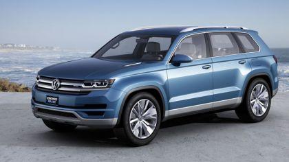 2013 Volkswagen CrossBlue concept 5