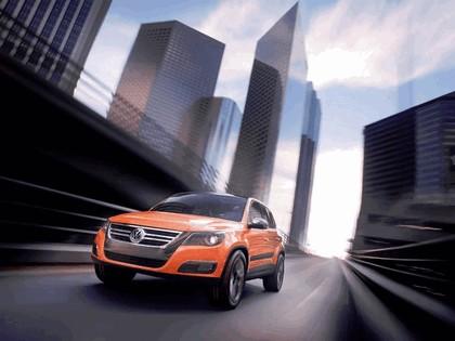 2006 Volkswagen Tiguan concept 1