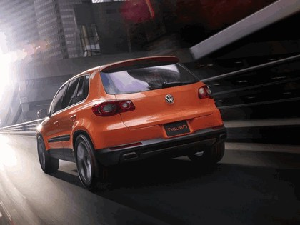 2006 Volkswagen Tiguan concept 2