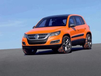 2006 Volkswagen Tiguan concept 7