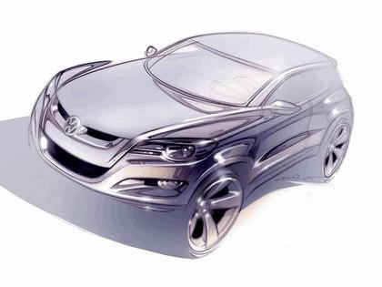 2006 Volkswagen Tiguan concept 14
