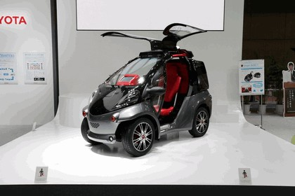 2012 Toyota Smart Insect concept 1