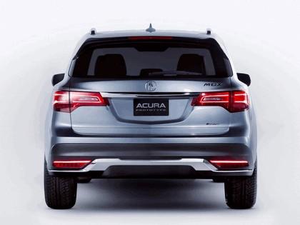 2013 Acura MDX prototype 5
