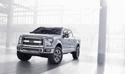2013 Ford Atlas concept 1